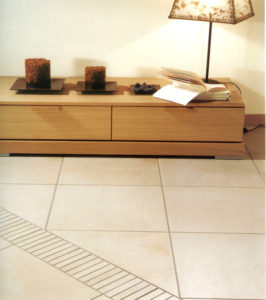 Carrelage LOGIS DECOR Sol Salon moderne